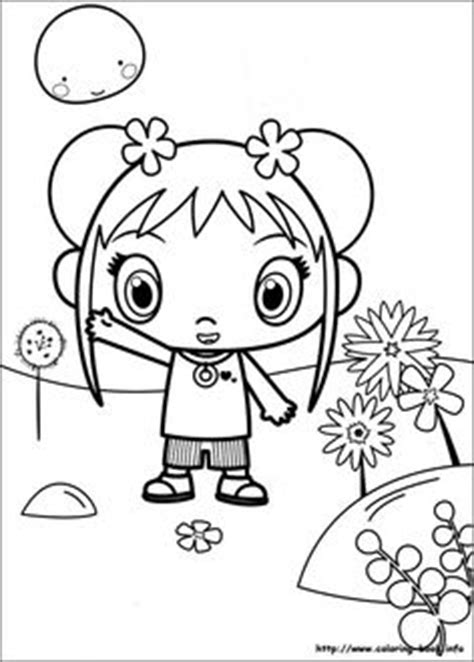 nick jr chinese new year coloring pages 1000 images about kai lan on pinterest kai lan