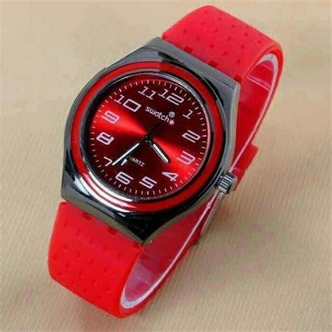 harga jam tangan pria swatch terbaru