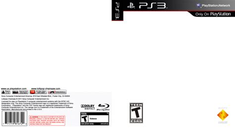 ps2 cover template playstation 3 template