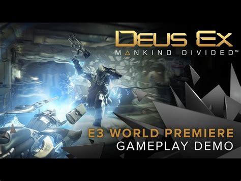 Hoodie Deus Ex Mankind Divided deus ex mankind divided gameplay the awesomer