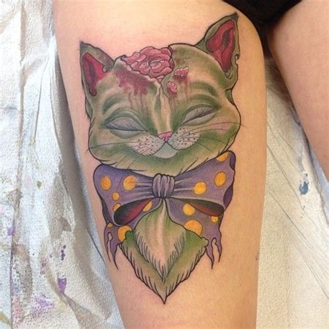 cat zombie tattoo 203 best images about tattoos