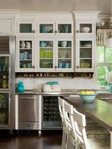 Green And Blue Kitchen Peaceful Home Decor Quot Colorful Quot White Kitchens