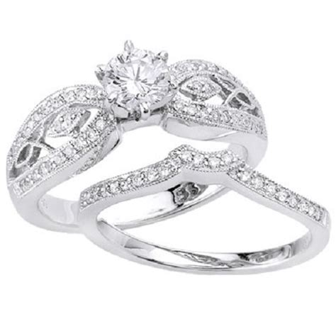wedding ring sets for women