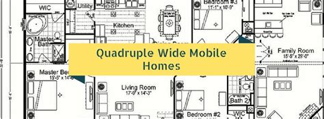 the benefits of wide mobile homes a guide