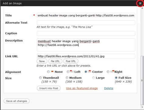 membuat header wordpress bergerak bagaimana yah membuat header image yang berubah ubah pada