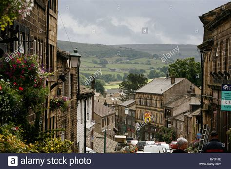what are yorkies known for haworth west as the home of the stock photo royalty