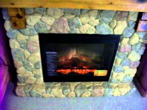 dimplex fieldstone electric fireplace fieldstone photos and