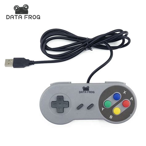 Usb Controller retro for nintendo snes usb controller for pc for mac controllers sealed gaming console shop