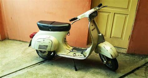 Jual Keranjang Vespa Pts dijual vespa pts 100 1979 lapak mobil dan motor bekas