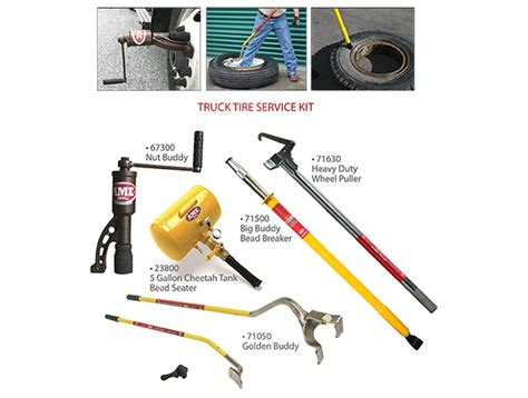 ame intl truck tire service kit ame intl