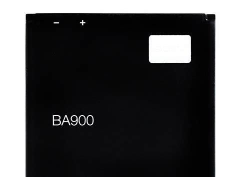 Vizz Sony Xperia Ba900 Xperia J Xperia L Baterai Power bateria original sony ba900 xperia tx sony lt29i xperia