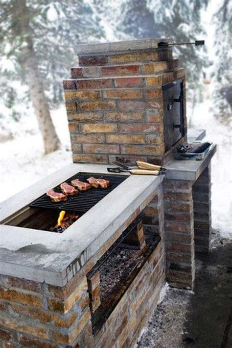 Your Backyard Grill 25 Best Ideas About Brick Bbq On Pit Bbq