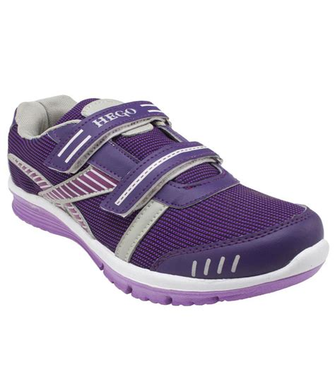purple sport shoes hego purple sports shoes price in india buy hego purple