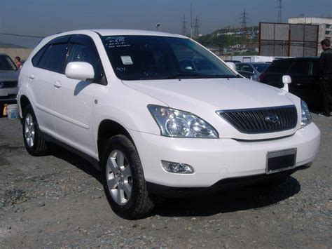 2005 Toyota Harrier Photos 3 0 Gasoline Ff Automatic