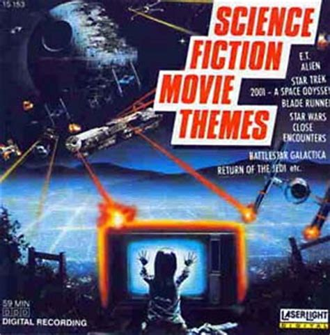 Themes In Science Fiction Films | science fiction movie themes soundtrack details