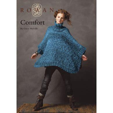 comfort cape comfort collared cape in rowan big wool knitting