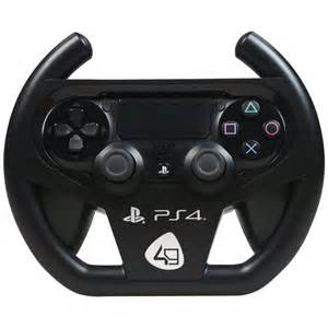 Compact Steering Wheel For Ps4 Ps4 Compact Racing Wheel For Ps4 Geekay