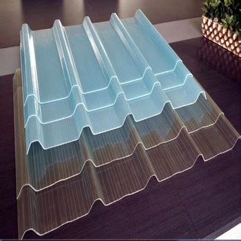 Tebal 2mm Acrylic corrosion resistance frp translucent roofing sheet price list frp corrugated transparent roof