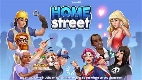 game membuat rumah impian review home street game simulasi kehidupan dan