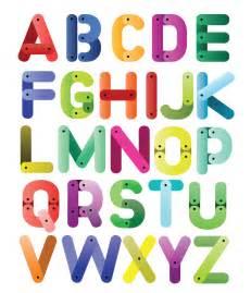 alphabet free vector graphic