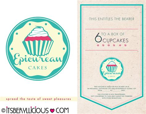 Box Cupcake 6pcs it sberyllicious 2nd year anniversary and birthday