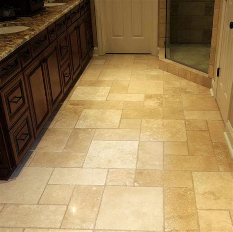 ideas for bathroom floors flooring tile patterns for bathroom floors kitchen tiles