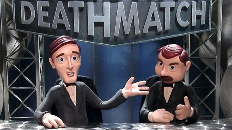 celebrity deathmatch dave grohl mtv resurrects celebrity deathmatch for new season