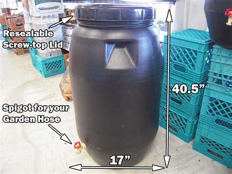 plastic  cardboard barrels  kingston ontario