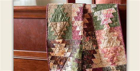 mirrored colors and values make this quilt sing quilting