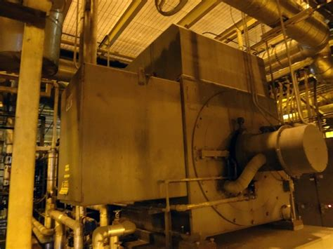 Dresser Rand Steam Turbine by Used 9500 Kw 850 Psi Murray Dresser Rand Steam Turbine