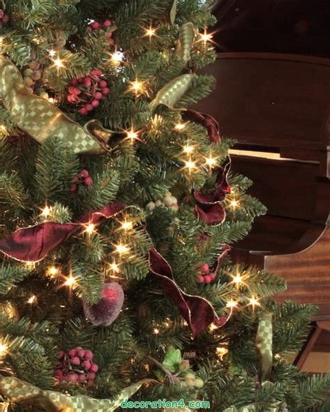 christmas tree decor ideas 2012 7431 the wondrous pics