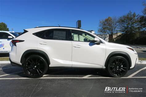 lexus nx   tsw gatsby wheels exclusively  butler tires  wheels  atlanta ga