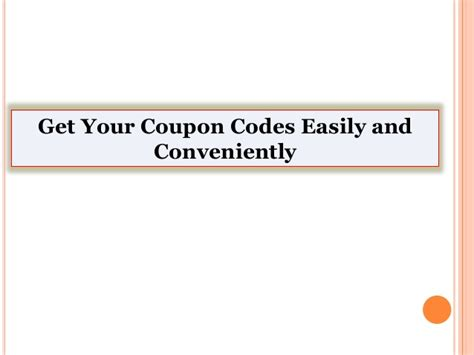 Mba Voucher Code by Get Your Coupon Codes Easily And Conveniently