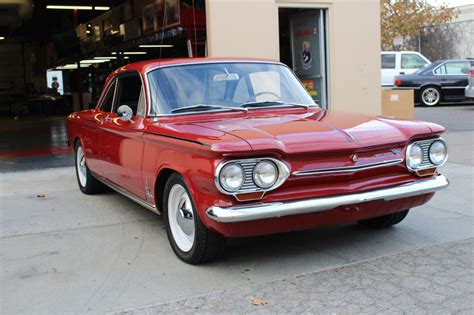 books on how cars work 1963 chevrolet corvair 500 parking system 1963 corvair monza spyder for sale on bat auctions sold for 10 350 on november 19 2014 lot