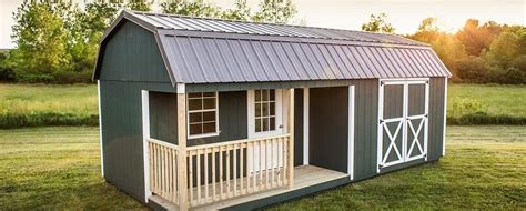 large shed plans picking the best shed for your yard photo 11 of 11 in 10 prefab barn companies that bring diy