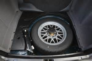 spare tire for bmw 525i at kevin warnock