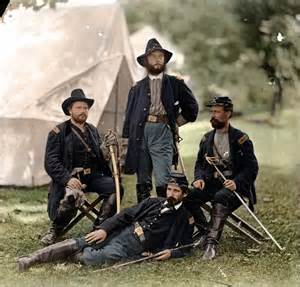 the civil war in color amazing american civil war photos turned into glorious