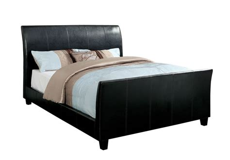 Maynard Black Bed Frame Black Bed Frame
