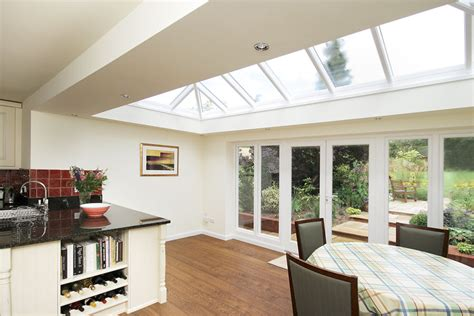 Kitchen Extensions Ideas Photos Hardwood Orangery Kitchen Extension Chesham Bucks