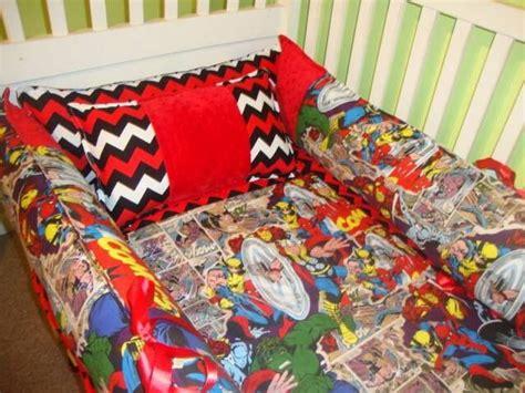 avengers toddler bedding www sewunexpectedthreads etsy com superhero avengers crib