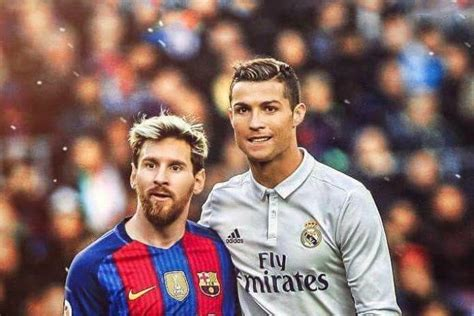 biography of messi and ronaldo ronaldo protects record from messi could set another