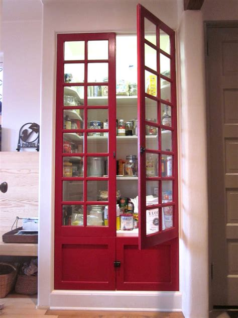 kitchen pantry door ideas pantry doors modern kitchen louisville by rock