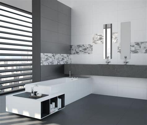 Badezimmer Zweifarbig Fliesen badezimmer fliesen inspiration