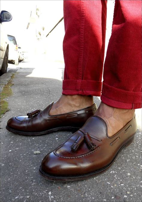 tassel loafers style alden tassel loafers leather without the hosiery style