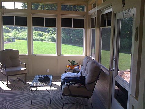 sunroom conversion ideas virginia decking sunroom convert screen porch vinyl