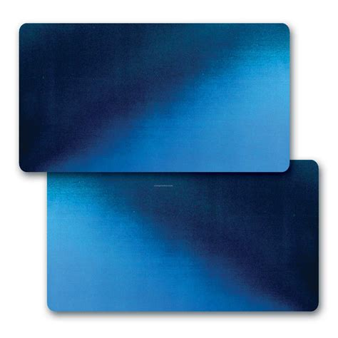 Blue Blank Business Cards Gallery Card Design And Card Template Card Template Blue