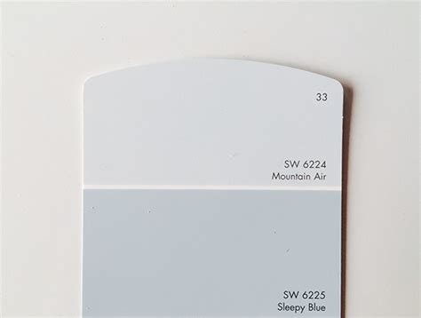 sherwin williams light blue a less blue a more light design crush