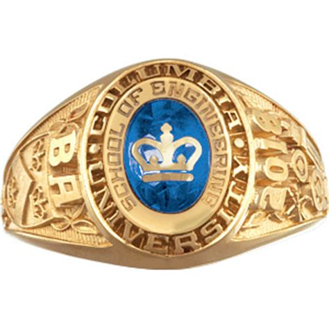 Columbia Mba Class Ring by Columbia New York Ny