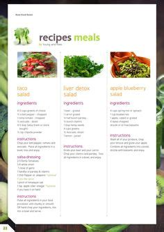 Vegan Detox Phase by Committed To Get Fit Day 17 Ultimate Reset Journal My