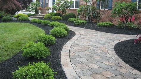 front walkway ideas for the home outside pinterest
